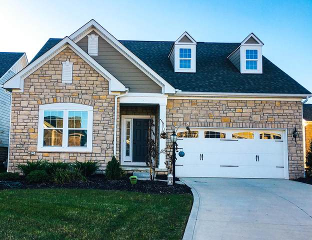 7013 Wind Rose Way 42-701, Dublin, OH 43016 (MLS #221010860) :: Greg & Desiree Goodrich | Brokered by Exp