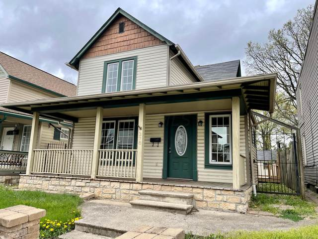 378 E Hinman Avenue, Columbus, OH 43207 (MLS #221010862) :: RE/MAX ONE