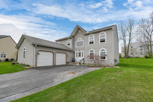 124 Acton Court, Delaware, OH 43015 (MLS #221010870) :: The Gale Group