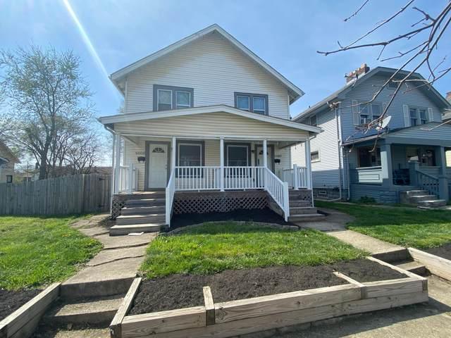 1405 N 6th Street #7, Columbus, OH 43201 (MLS #221010907) :: Bella Realty Group