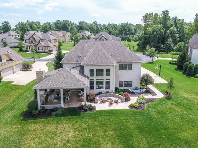 4458 Metler Court, Powell, OH 43065 (MLS #221010937) :: The Gale Group