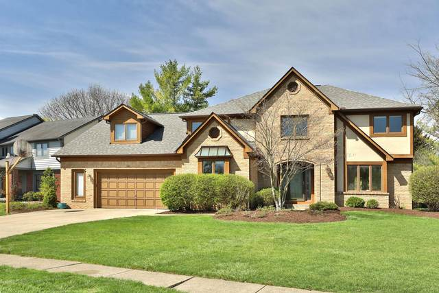 6959 Candace Place, Worthington, OH 43085 (MLS #221010940) :: The Willcut Group
