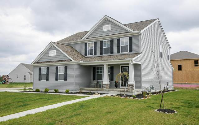 715 Weaver Ridge Drive, Marysville, OH 43040 (MLS #221010959) :: Exp Realty