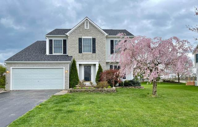 4469 Marilyn Drive, Lewis Center, OH 43035 (MLS #221010989) :: HergGroup Central Ohio