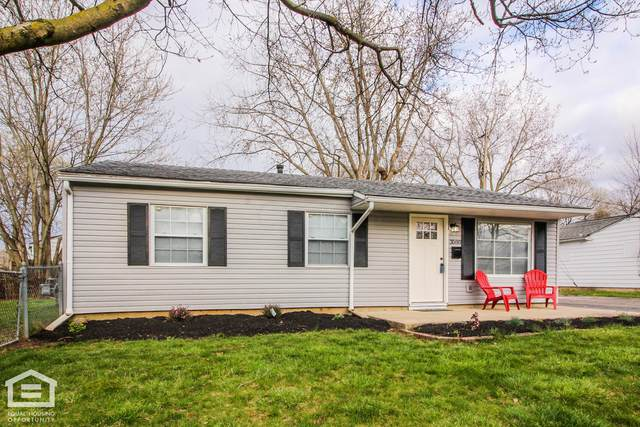 3588 Edler Street, Hilliard, OH 43026 (MLS #221010998) :: The Gale Group