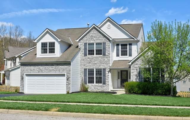 592 Greenwood Loop, Newark, OH 43055 (MLS #221010999) :: Susanne Casey & Associates