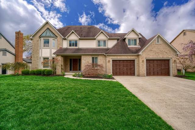 661 Glacier Pass, Westerville, OH 43081 (MLS #221011001) :: The Holden Agency