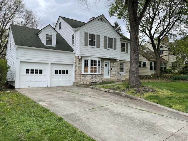 298 Brevoort Road, Columbus, OH 43214 (MLS #221011007) :: The Willcut Group