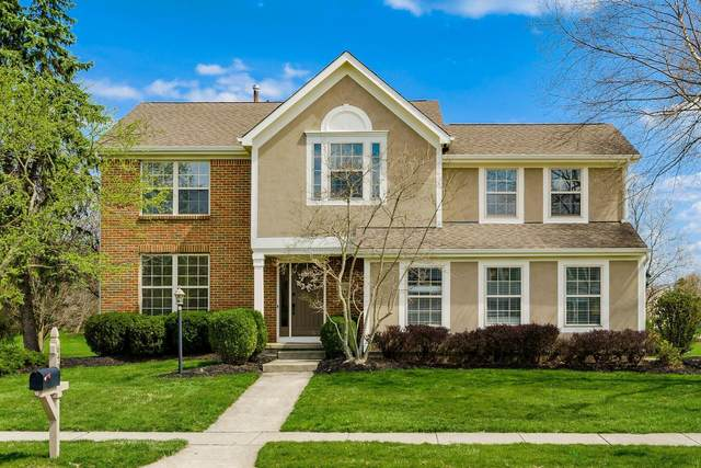 6402 Wynwright Drive, Dublin, OH 43016 (MLS #221011008) :: Bella Realty Group