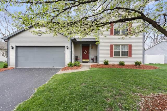 377 Pathfinder Drive, Reynoldsburg, OH 43068 (MLS #221011016) :: Jamie Maze Real Estate Group