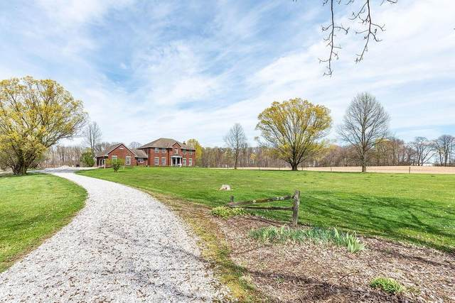 9668 Johnstown Utica Road, Johnstown, OH 43031 (MLS #221011019) :: Jamie Maze Real Estate Group