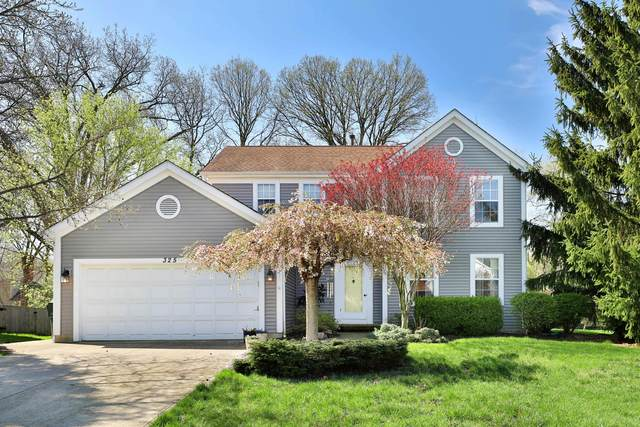325 Charmel Place, Columbus, OH 43235 (MLS #221011034) :: RE/MAX ONE