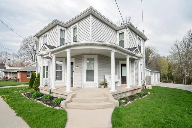 34 W Xenia Avenue, Cedarville, OH 45314 (MLS #221011046) :: Bella Realty Group