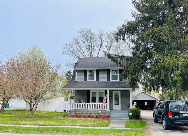 766 Hollander Street, Newark, OH 43055 (MLS #221011049) :: Core Ohio Realty Advisors