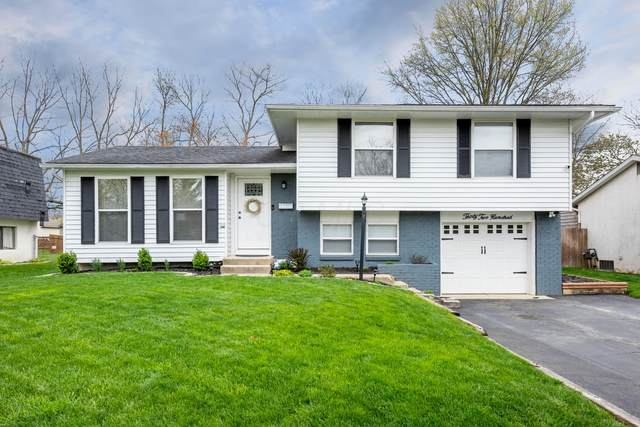 3200 Fontaine Road, Columbus, OH 43232 (MLS #221011060) :: Jamie Maze Real Estate Group