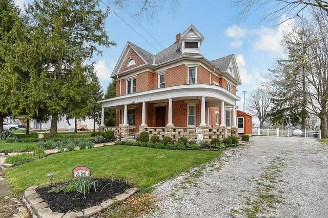 210 W Bennett Street, Woodstock, OH 43084 (MLS #221011072) :: Core Ohio Realty Advisors