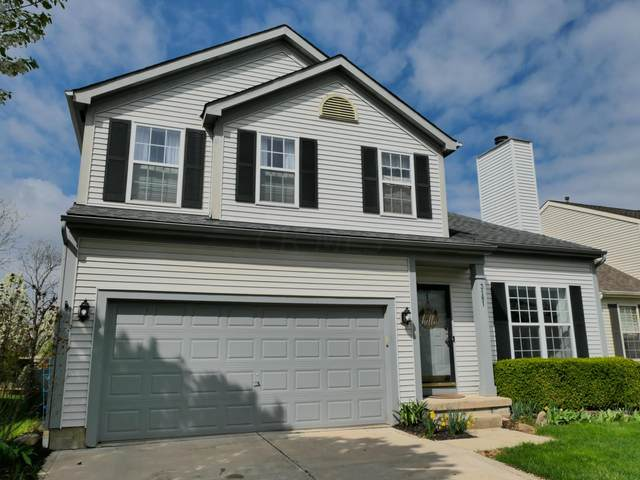 3181 Heather Meadow Place, Hilliard, OH 43026 (MLS #221011078) :: MORE Ohio