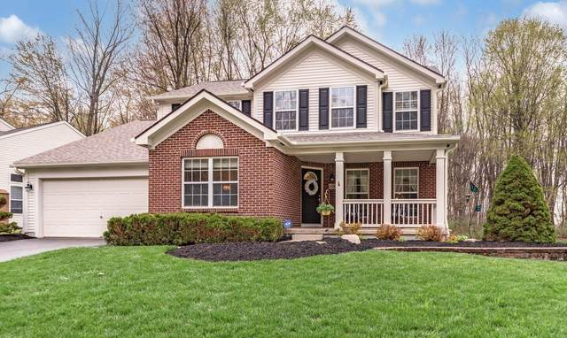 6300 Hilltop Trail Drive, New Albany, OH 43054 (MLS #221011079) :: Ackermann Team
