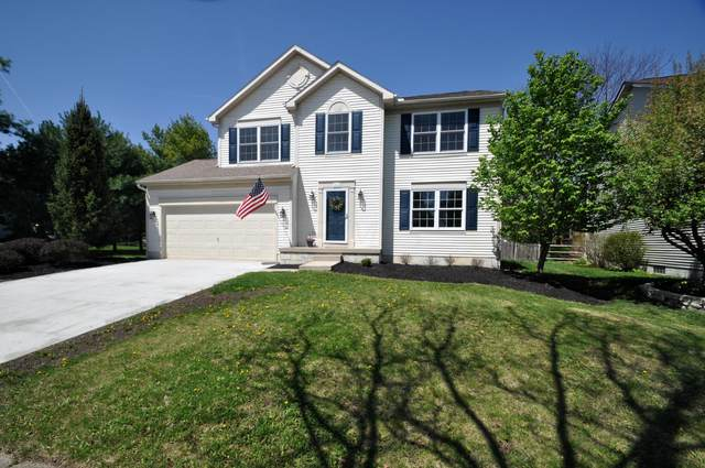 264 Dogwood Drive, Delaware, OH 43015 (MLS #221011089) :: The Gale Group