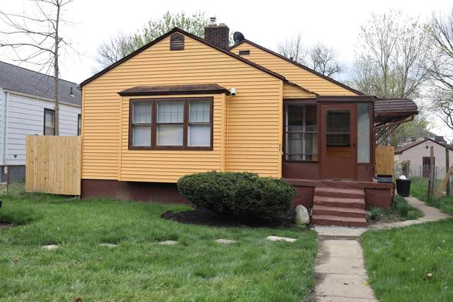 1821 Mooberry Street, Columbus, OH 43205 (MLS #221011127) :: Greg & Desiree Goodrich | Brokered by Exp