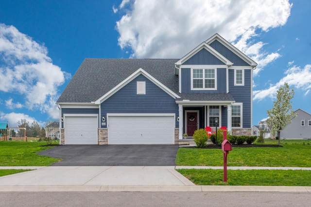 11604 Spring Creek Drive, Pickerington, OH 43147 (MLS #221011135) :: Core Ohio Realty Advisors