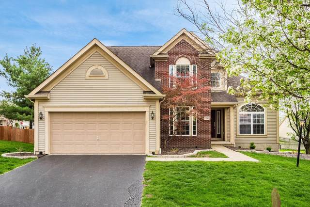 7583 Dover Ridge Court, Blacklick, OH 43004 (MLS #221011137) :: CARLETON REALTY