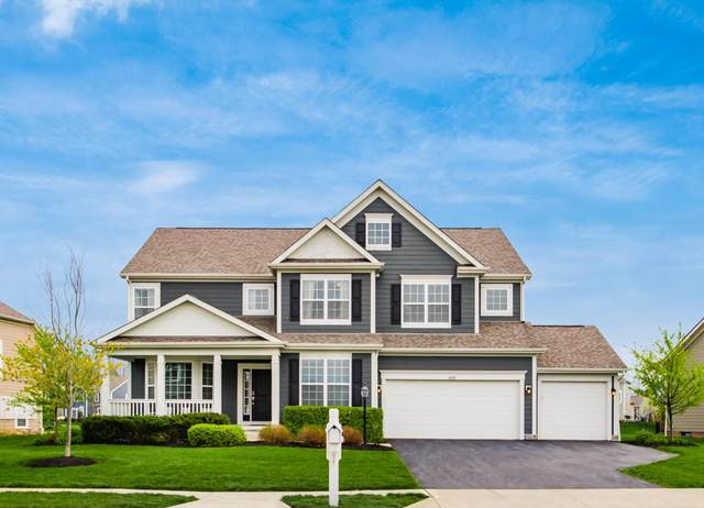 4610 Sanctuary Drive, Westerville, OH 43082 (MLS #221011149) :: CARLETON REALTY