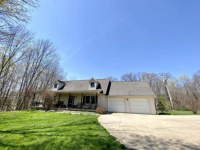 8441 Dunham Road, Mount Vernon, OH 43050 (MLS #221011152) :: Susanne Casey & Associates