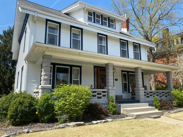73 S Main Street, Thornville, OH 43076 (MLS #221011157) :: CARLETON REALTY