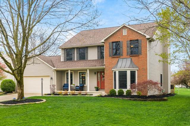 6461 Ridge Lake Court, Westerville, OH 43082 (MLS #221011162) :: Greg & Desiree Goodrich | Brokered by Exp