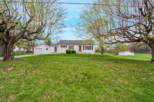 8425 Jefferson Road NW, Carroll, OH 43112 (MLS #221011191) :: The Willcut Group