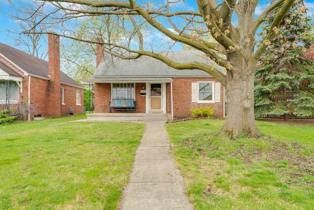 1537 Virginia Avenue, Columbus, OH 43212 (MLS #221011213) :: HergGroup Central Ohio