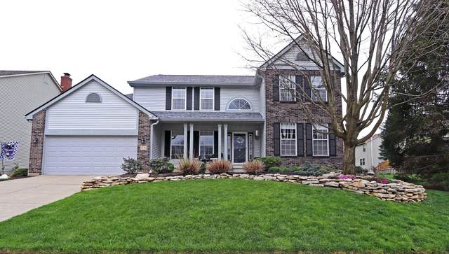 2544 Racher Drive, Powell, OH 43065 (MLS #221011234) :: The Gale Group