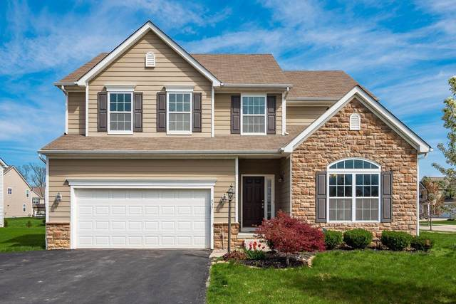 537 Braumiller Crossing Drive, Delaware, OH 43015 (MLS #221011239) :: The Gale Group