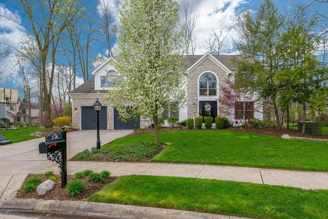 351 Tree Haven Avenue, Powell, OH 43065 (MLS #221011249) :: The Gale Group