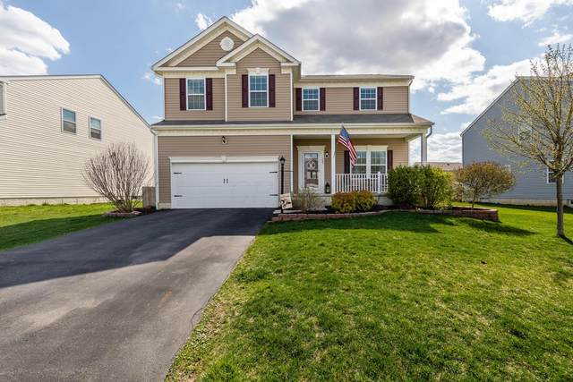 227 Weeping Willow Run Drive, Johnstown, OH 43031 (MLS #221011250) :: Jamie Maze Real Estate Group