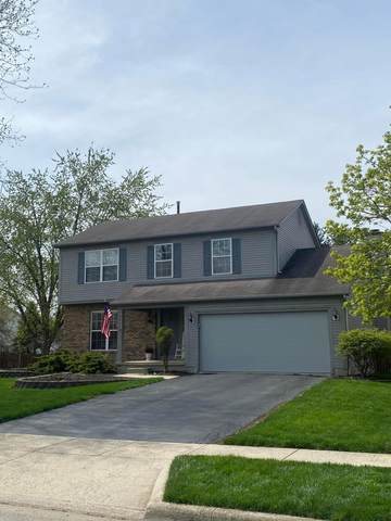 8654 Kirkland Drive, Lewis Center, OH 43035 (MLS #221011287) :: The Gale Group