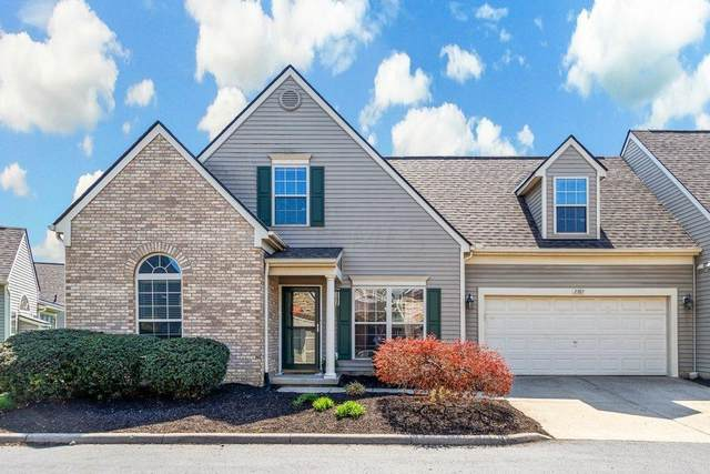 2387 Village At Bexley Drive, Bexley, OH 43209 (MLS #221011291) :: CARLETON REALTY