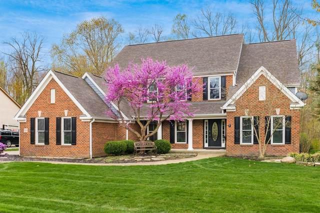5320 Bayside Ridge Drive, Galena, OH 43021 (MLS #221011308) :: Jamie Maze Real Estate Group