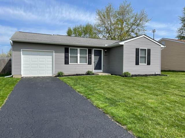 8642 Fairbrook Avenue, Galloway, OH 43119 (MLS #221011316) :: The Gale Group