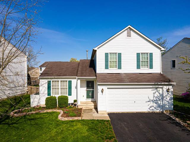312 Galloway Ridge, Galloway, OH 43119 (MLS #221011326) :: Shannon Grimm & Partners Team