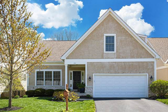 152 Creekside Green Drive #15, Gahanna, OH 43230 (MLS #221011328) :: The Jeff and Neal Team | Nth Degree Realty