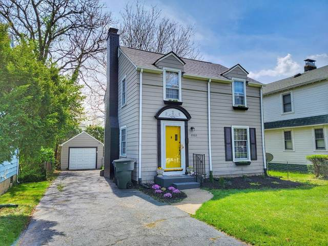 2005 Maryland Avenue, Columbus, OH 43219 (MLS #221011333) :: The Raines Group
