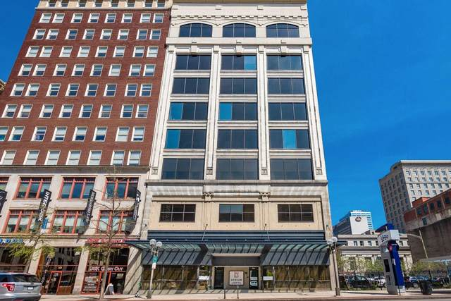 106 N High Street #402, Columbus, OH 43215 (MLS #221011335) :: The Willcut Group