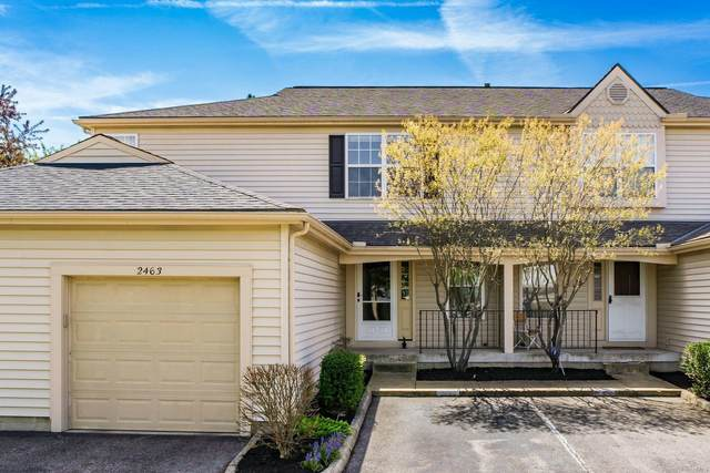 2463 Maxim Lane 45B, Columbus, OH 43235 (MLS #221011336) :: Core Ohio Realty Advisors