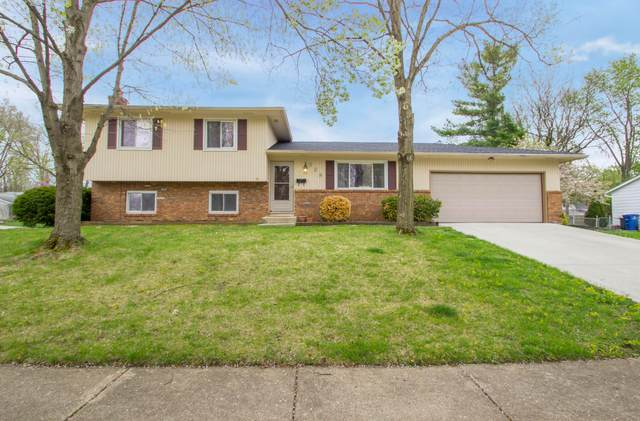 528 Leacrest Place W, Westerville, OH 43081 (MLS #221011348) :: CARLETON REALTY