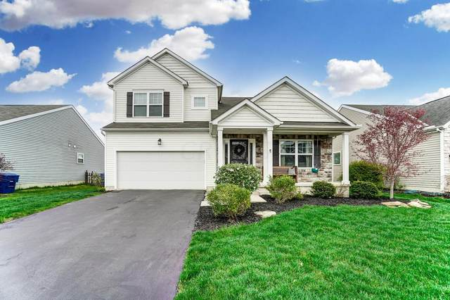 419 Steeplechase Street, Delaware, OH 43015 (MLS #221011355) :: The Raines Group