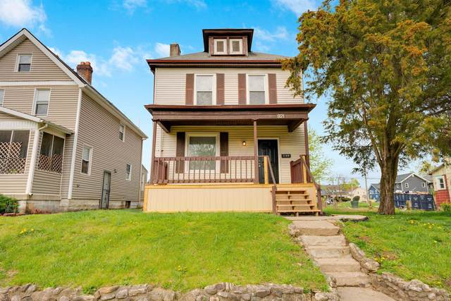 921 Miller Avenue, Columbus, OH 43206 (MLS #221011358) :: The Willcut Group