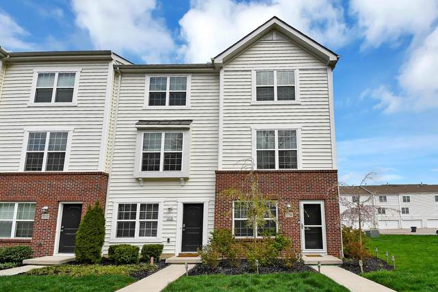 5708 Pittsford Drive, Westerville, OH 43081 (MLS #221011360) :: MORE Ohio