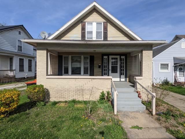 452 Mount Vernon Road, Newark, OH 43055 (MLS #221011362) :: CARLETON REALTY